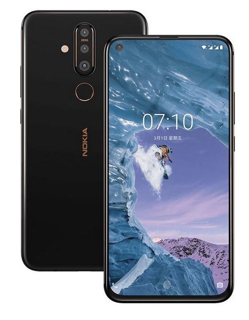 Смартфон Nokia X71 оснащен 48-мегапиксельной камерой