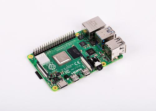 Компьютер Raspberry Pi 4 стоит $35