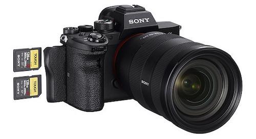 Камера Sony A7R IV имеет полнокадровый 61-мегапиксельный датчик