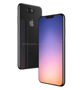 iPhone XI Max с тройной камерой показался на рендере