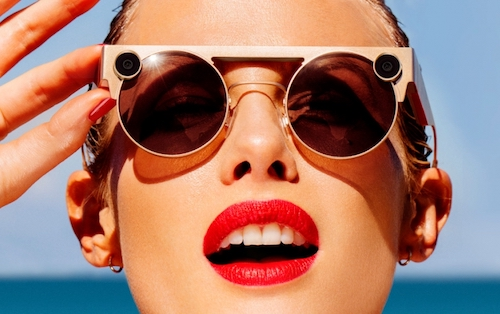 Snapchat выпустит умные очки за $380