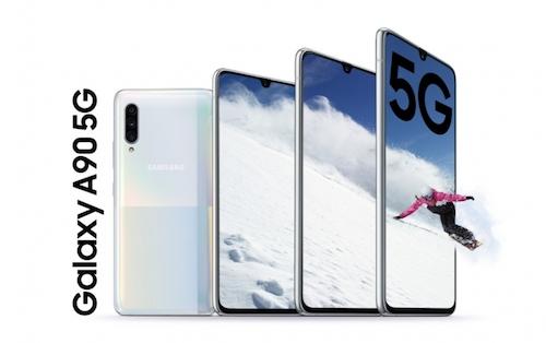 Galaxy A90 5G – самый доступный 5G-смартфон