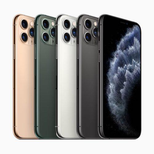 iPhone 11 и iPhone 11 Pro представлены официально